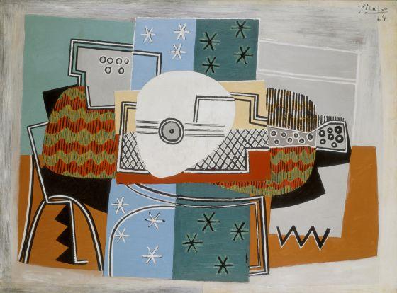 Выставка, посвященная музыке в творчестве Пикассо
