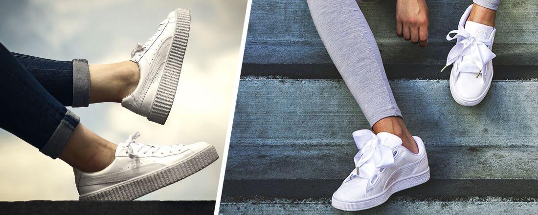 В каких городах России можно гулять, не боясь испачкать белые кроссовки