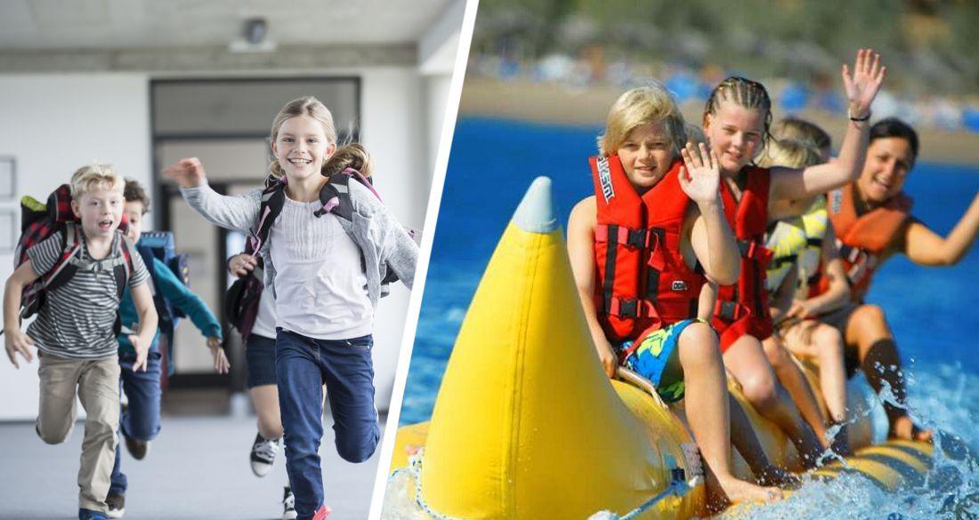 Единые школьные каникулы с 5 по 18 октября подняли спрос на туры в Турцию