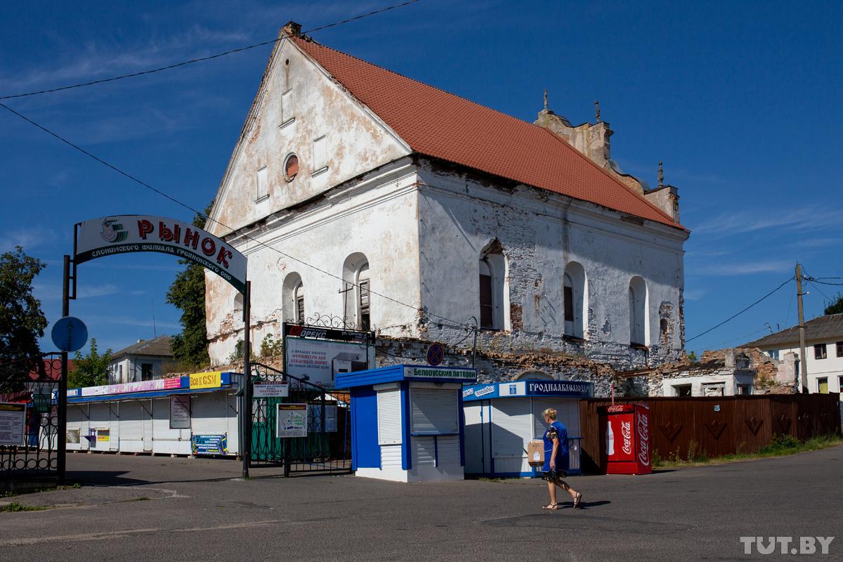 История разрушенной белорусской и одной из «самых значимых в Европе» синагоги, которой вот-вот должно повезти