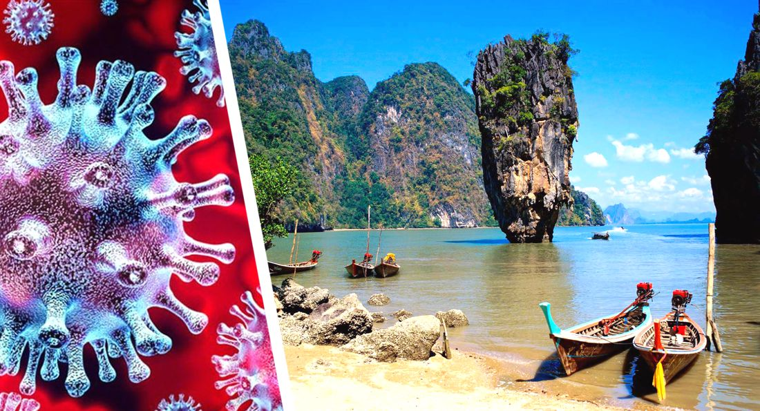 В Таиланде из-за отсутствия туристов закрылось 40% бизнеса, связанного с туризмом