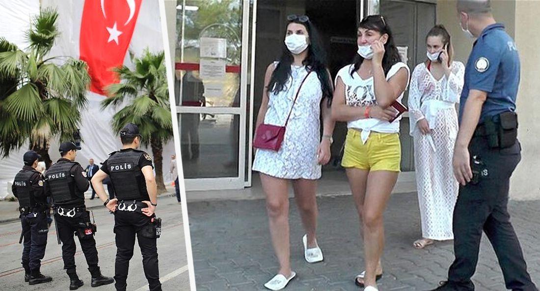 В Турции арестованы российские туристки за «нападение с тапками на медсестру»