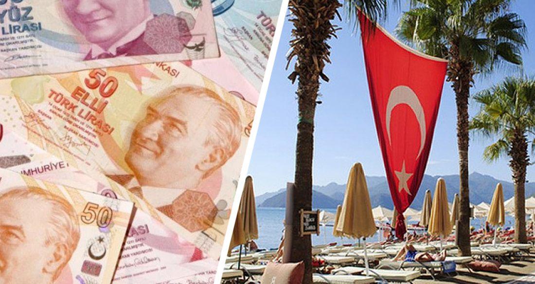 Турция на грани финансового дефолта: отдых дешевеет