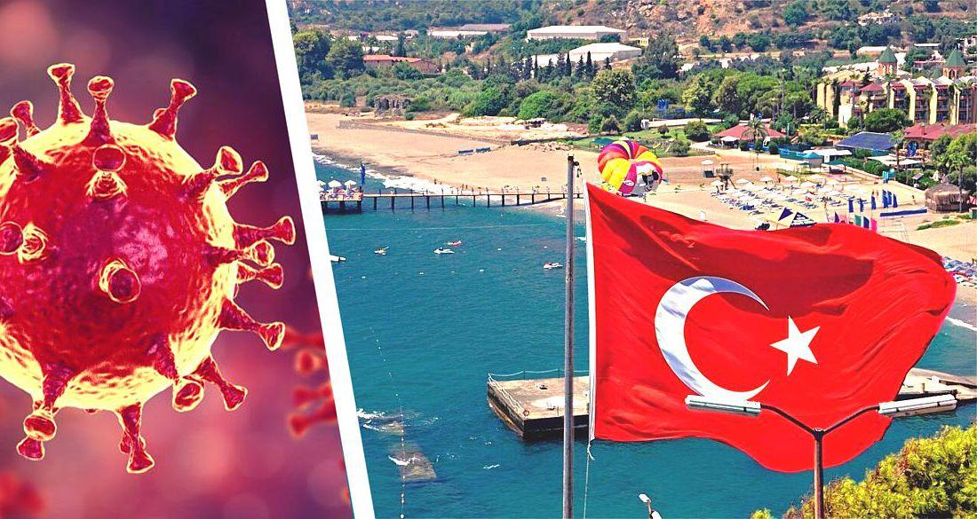 Британия может закрыть Турцию для своих туристов, испугавшись вспышки коронавируса на курортах Анталии
