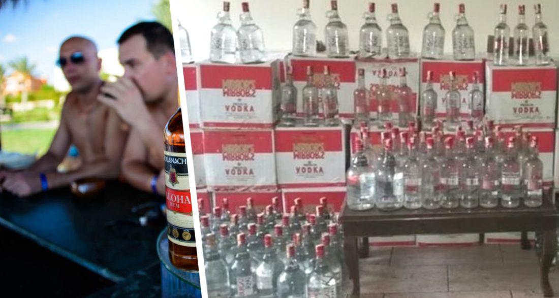 Смертельный all inclusive: в Турции в отеле арестован целый склад поддельного алкоголя