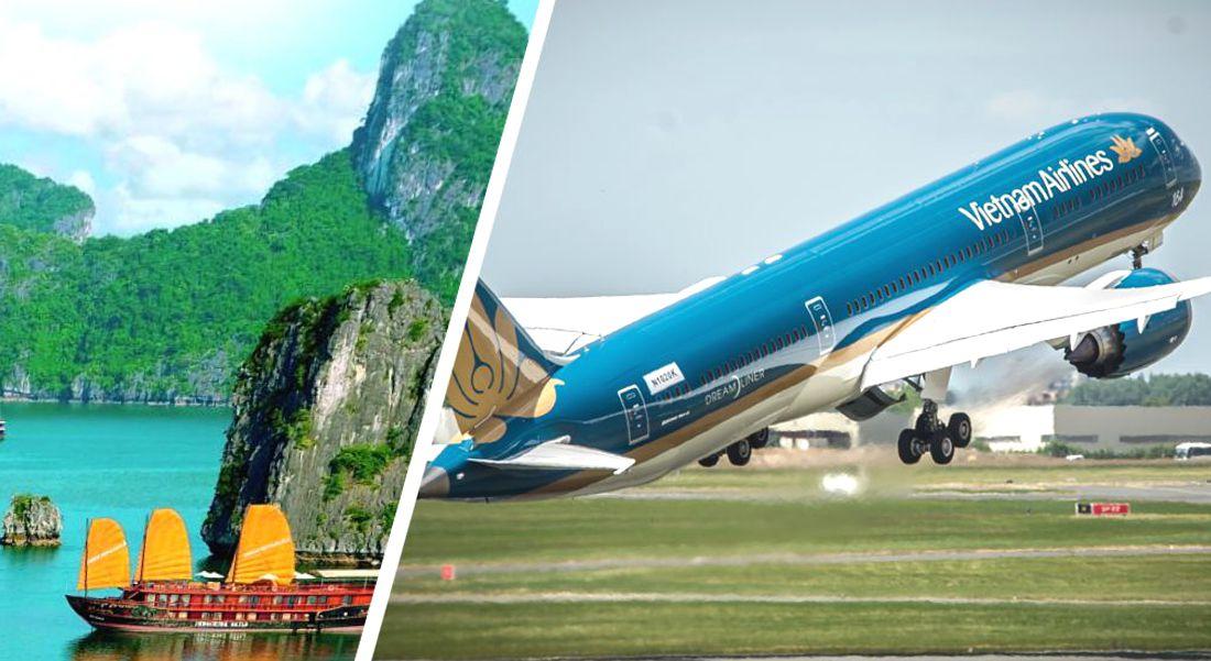 Вьетнам возобновляет международные рейсы: названы даты и страны, открываемые для туристов