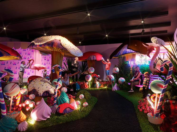 В Мадриде открывается новый музей сладостей