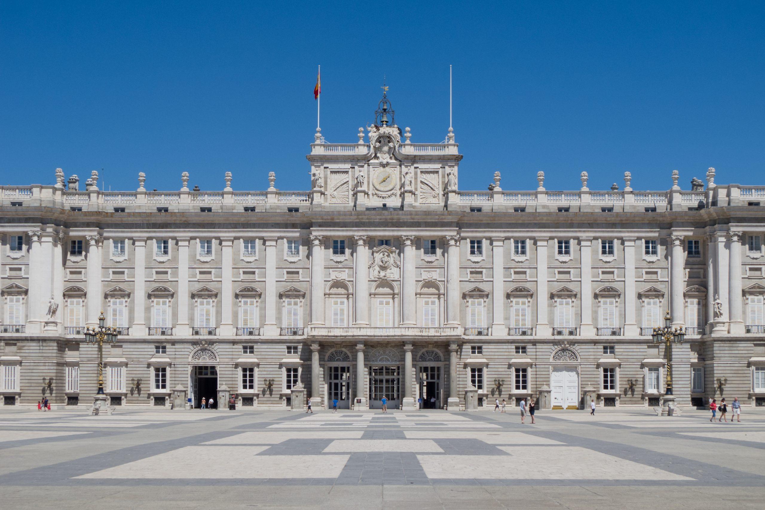 Билеты за полцены для посещения Королевских мест в четырех регионах Испании