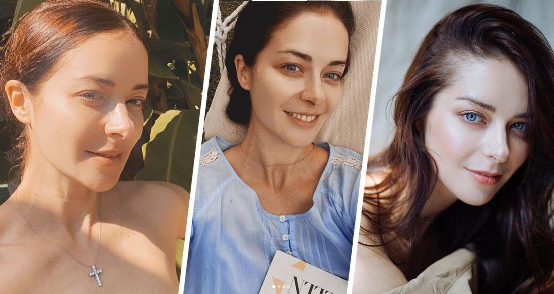 Марина Александрова снялась в пикантном виде на пляже Club Med Palmiye в Турции