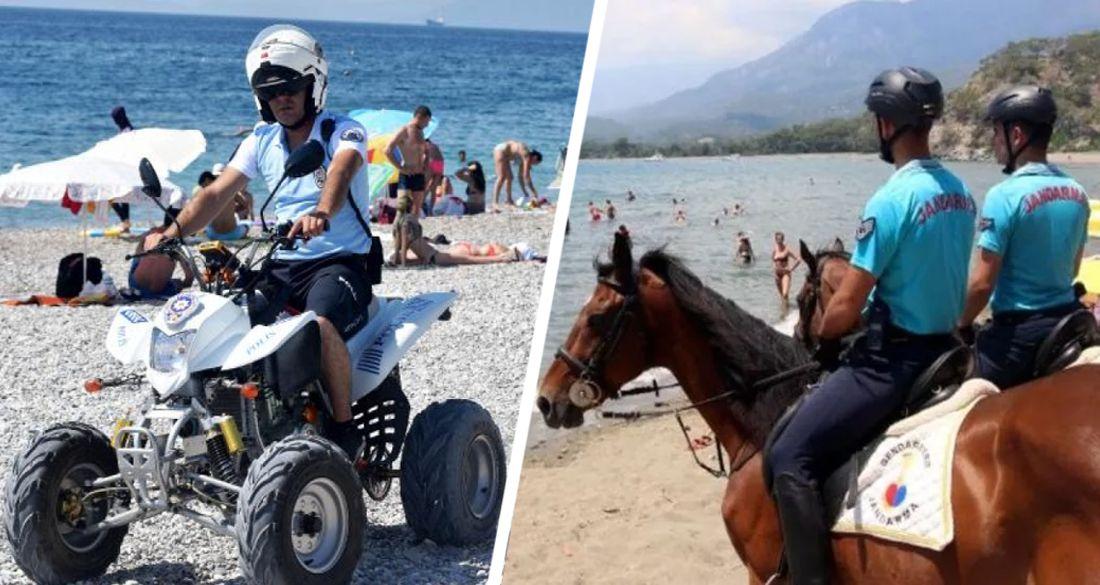 Туристов в Анталии предупредили о полицейских рейдах