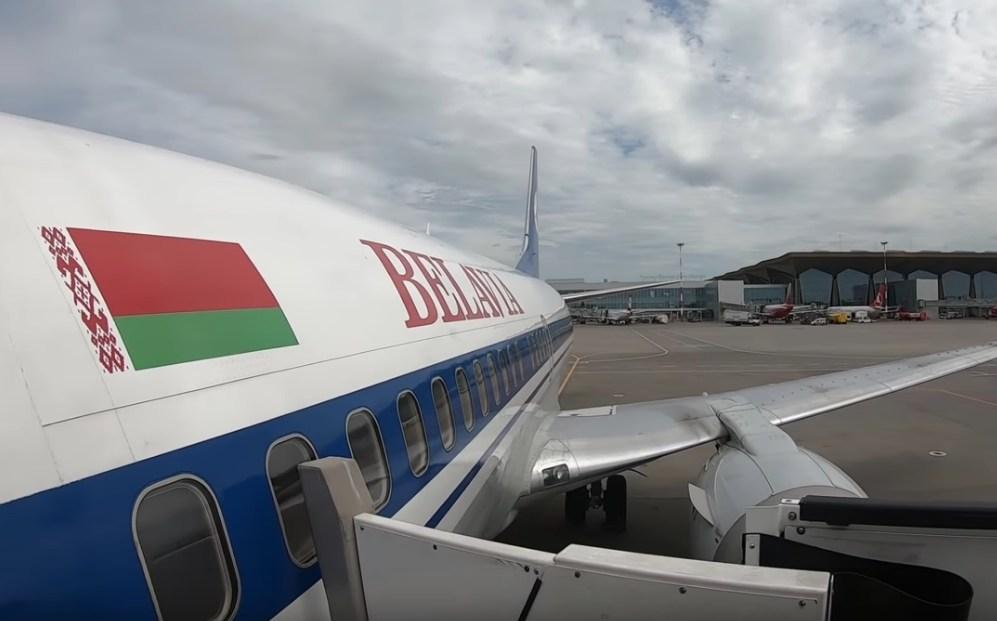 Российские туристы полетели в Хургаду и Шарм-эль-Шейх из Москвы на Belavia
