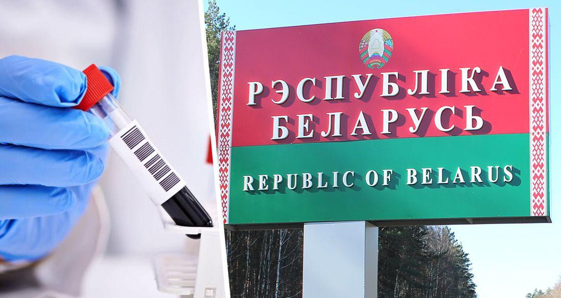 Российских туристов пустят в Беларусь только со справкой об отсутствии Covid-19