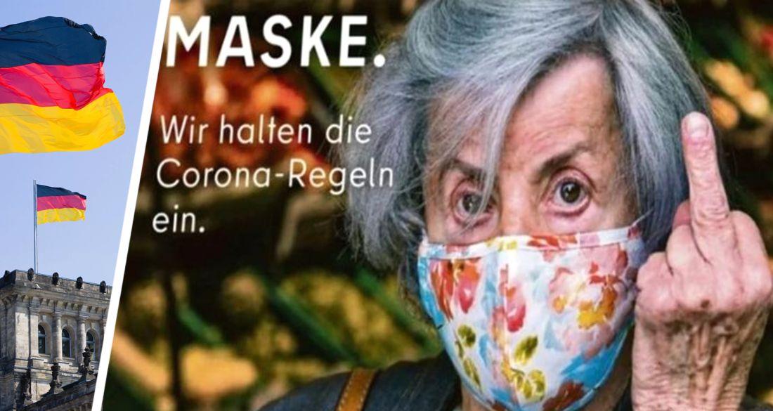 Туризм показал средний палец: непристойная реклама с факом со скандалом отозвана в Берлине