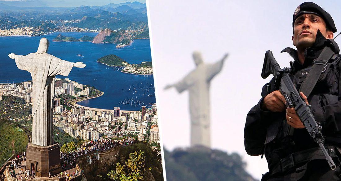 Туризм Бразилии в коме: уже 50 000 фирм разорились и 5400 отелей закрылись