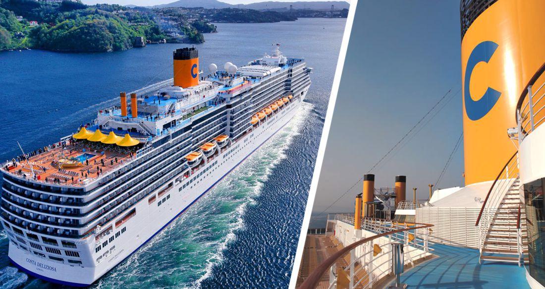 Costa Cruises анонсировала новые круизы на 2021 год