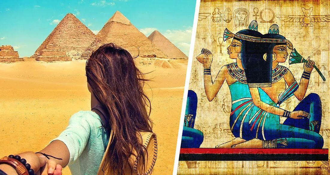Египет за три месяца принял 300 тыс. туристов: россиян в Хургаде и Шарм-эль-Шейхе стало больше