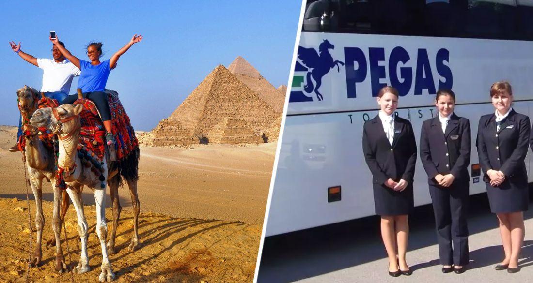 Открытие Египта: Пегас опубликовал памятку для российских туристов