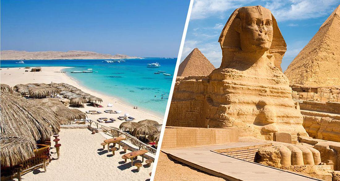 ☼ Жара накрыла курорты Египта