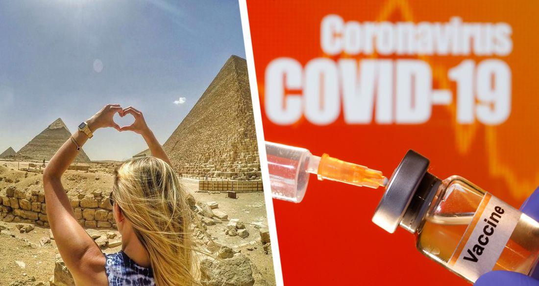 Для ускорения открытия курортов для российских туристов, Египет закупил 25 млн доз коронавирусной вакцины Sputnik-V