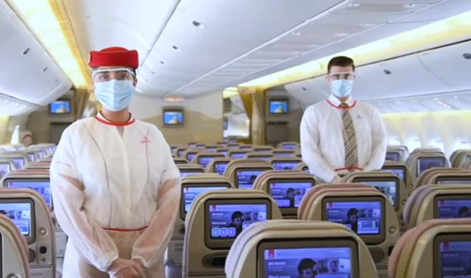 Emirates начала зимнюю распродажу авиабилетов в Дубай для российских туристов