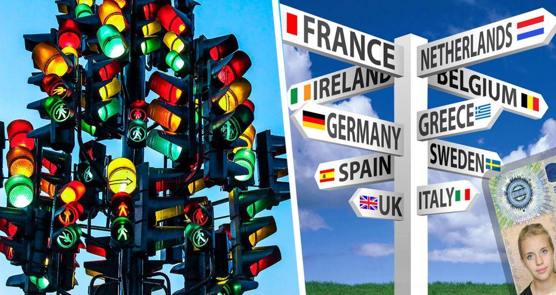ЕС определил туристам новые правила пересечения границ, чтобы восстановить туризм