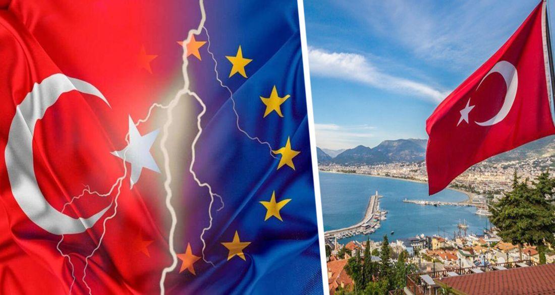 Запрет туризма в Турцию начала рассматривать Европа