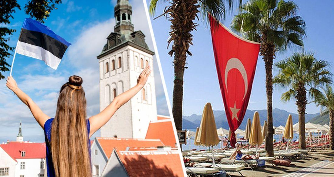 Полеты в Турцию отменить: правительство Эстонии кинуло тысячи туристов TEZ тура