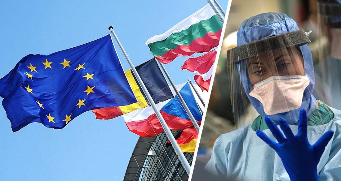 Вторая волна: 10 стран Европы попали в красную зону коронавируса, ещё 4 на подходе - полный список