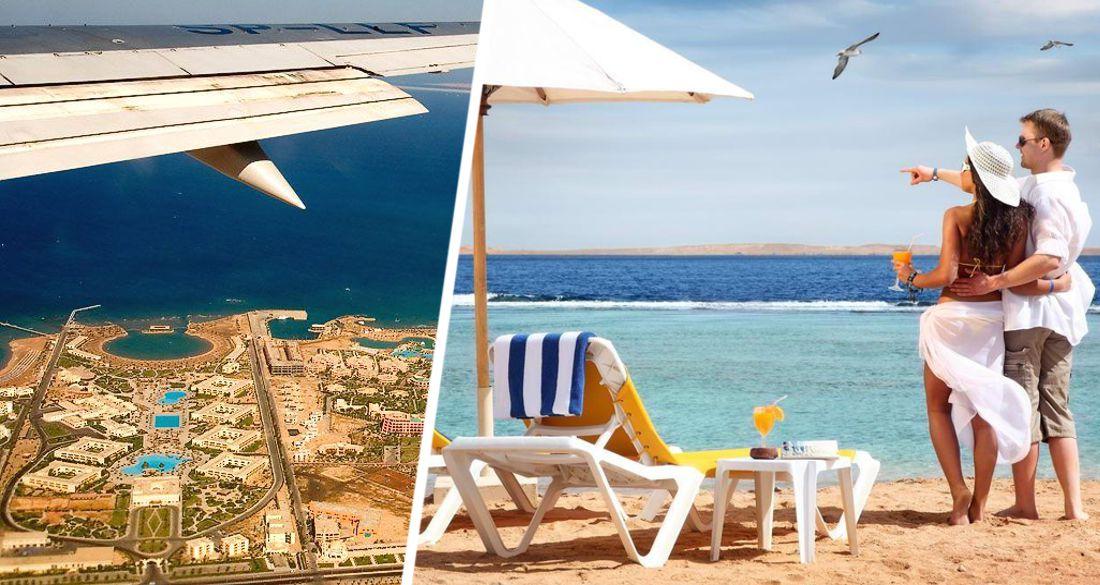 В Хургаду и Марса-Алам возобновились рейсы из Европы, когда же Россия откроет туристам Египет?