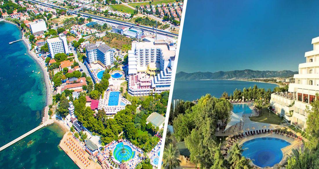Ещё один популярный у российских туристов отель в Турции продадут с молотка