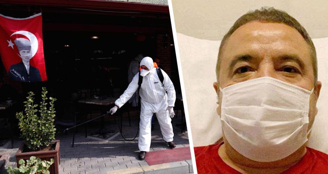 ϟ Реанимация и искусственная кома: мэр Анталии находится в критическом состоянии из-за Covid-19