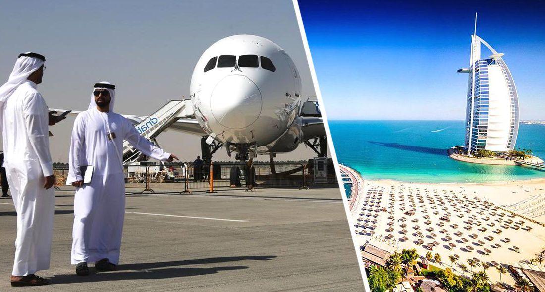 ϟ Авиакомпании получили допуски на 24 еженедельных рейса в ОАЭ: подробности