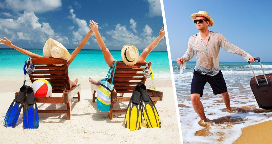 Раскрыто, как часто россияне ходят в отпуск