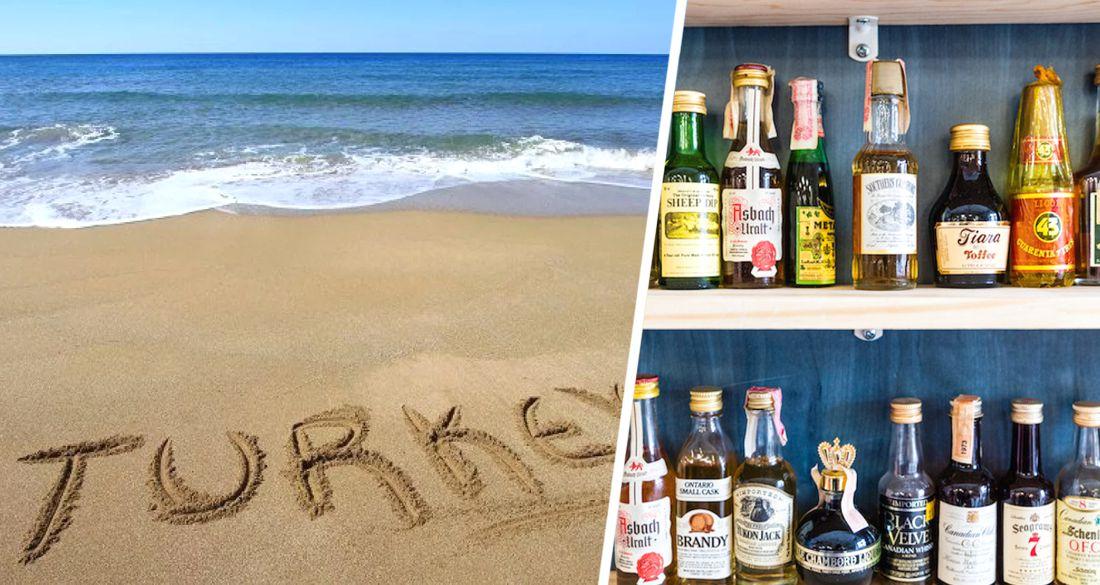 Ещё один отель в Турции уличен в поддельном алкоголе для туристов