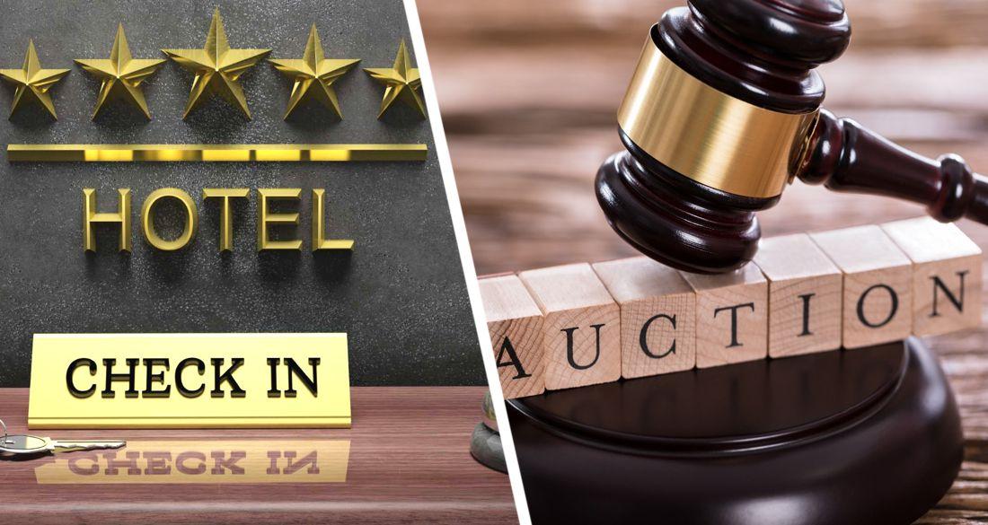 Ещё один 5-звездочный отель в Турции выставлен на продажу