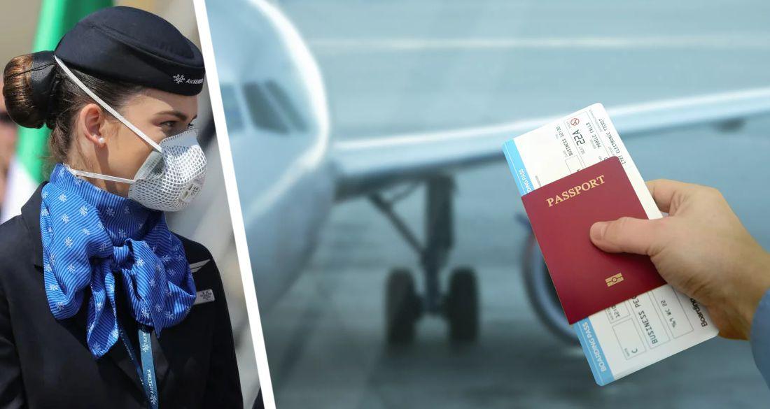 Росавиация: что спасает от коронавируса в салоне самолета
