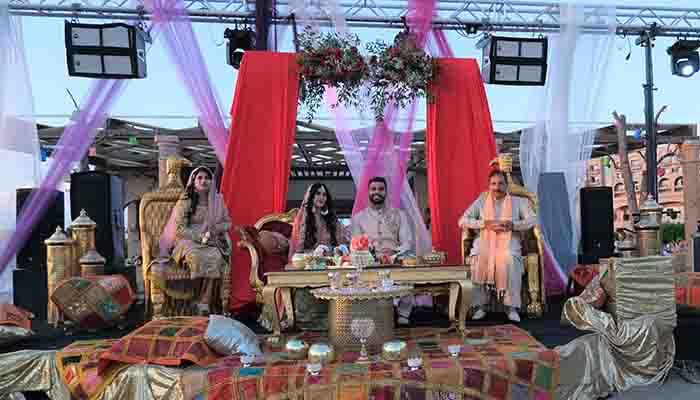 В отеле Анталии индусы сыграли свадьбу за 1 миллион евро