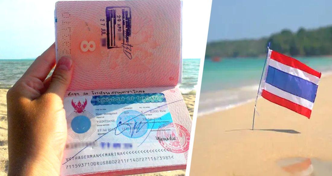 Новая виза Таиланда оказалась аферой: чиновники придумывают фиктивных туристов