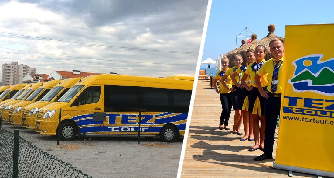 TEZ-tour купил более 300 микроавтобусов Toyota