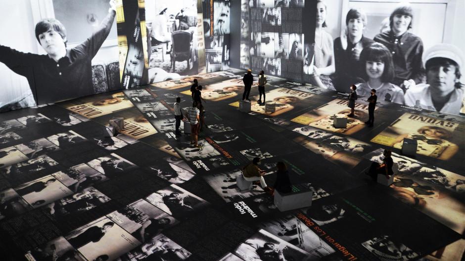 Barcelona Memoria fotográfica: новая иммерсивная выставка для любителей фотографии и истории любимого города