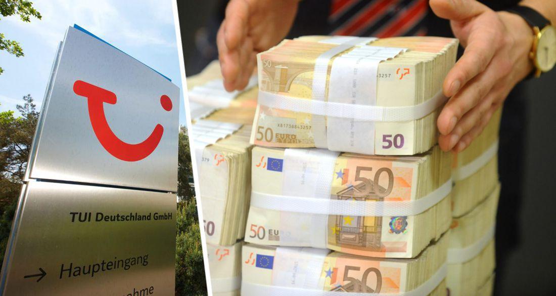 TUI избежал национализации, получив на зиму займ в 1.2 млрд евро