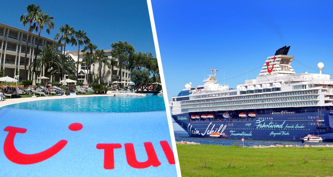 Для своего спасения TUI продаст 40 отелей и круизную линию