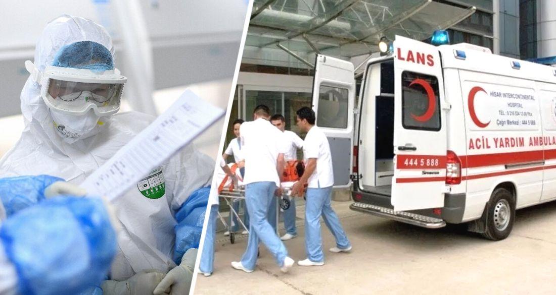 В Турции от коронавируса умер российский турист