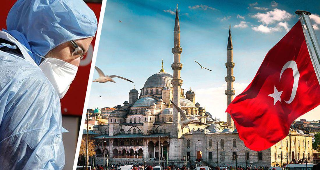 ϟ Турция исключена из списка безопасных стран по коронавирусу