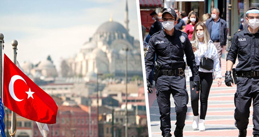 Депутат парламента: в Турции запретили молитвы по умершим, чтобы скрыть большое количество смертей от COVID-19