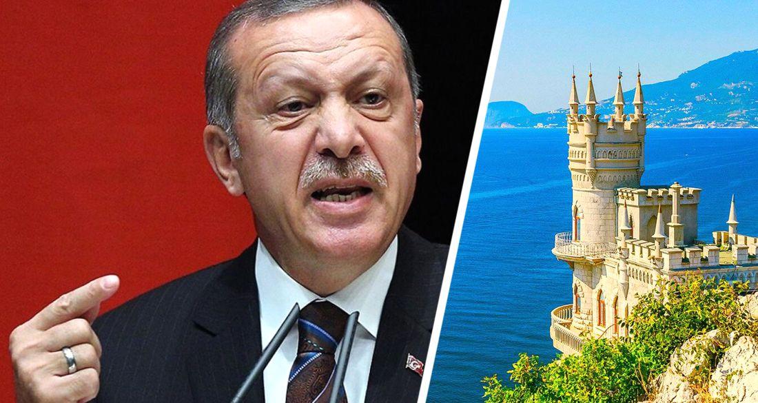 ϟ Российских туристов призвали воздержаться от туров в Турцию после заявления Эрдогана