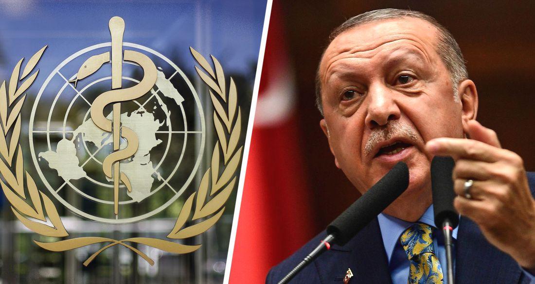 Коронавирус в Турции: ВОЗ обвинила турецкие власти в занижении количества больных Covid-19
