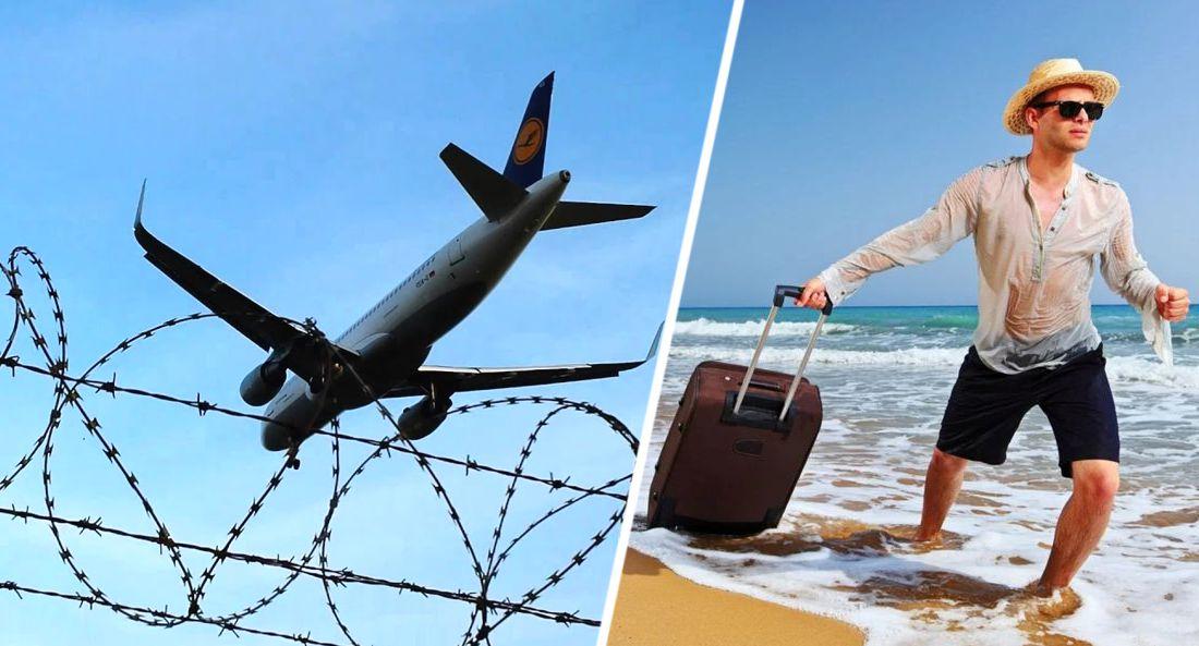 ϟ Оперштаб опроверг заявление Совета Федерации: границы России для туристов не закроют