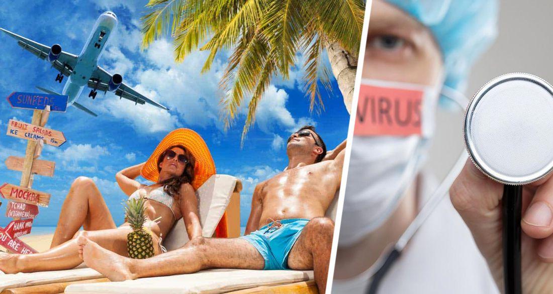 IATA опубликовала 7 стран, где не надо по прилету предъявлять справок и сдавать тесты на коронавирус
