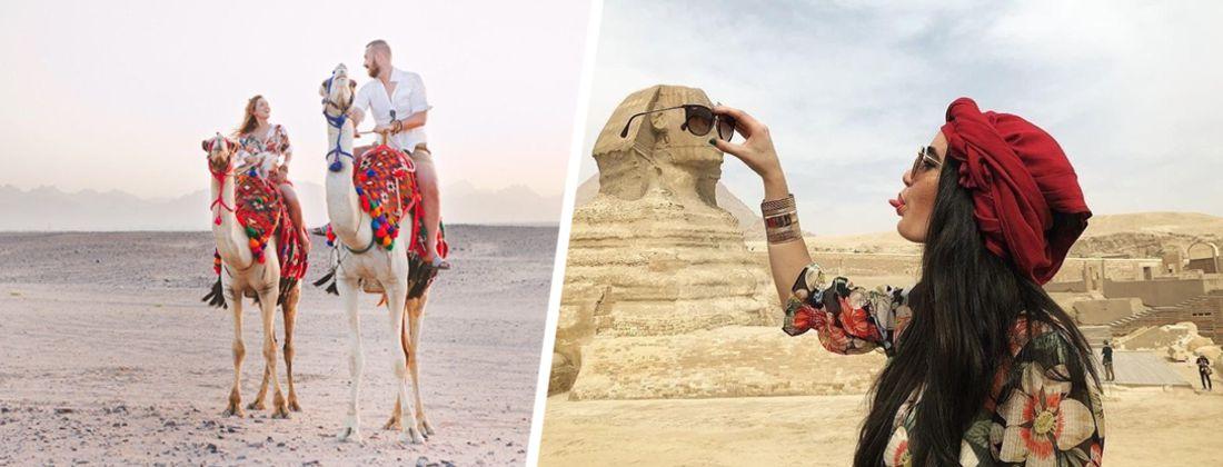 Туры в Египет через Белоруссию: как россияне могут выехать на курорты Красного моря